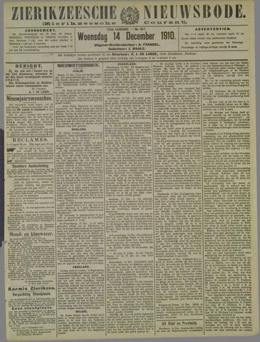 Zierikzeesche Nieuwsbode 1910-12-14
