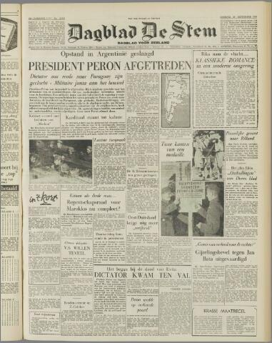de Stem 1955-09-20