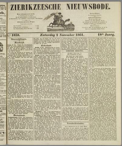 Zierikzeesche Nieuwsbode 1861-11-02
