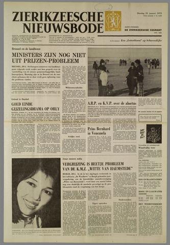 Zierikzeesche Nieuwsbode 1975-01-21