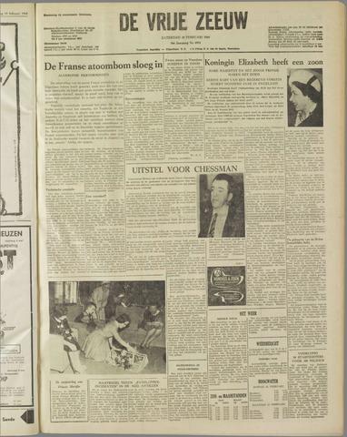 de Vrije Zeeuw 1960-02-20