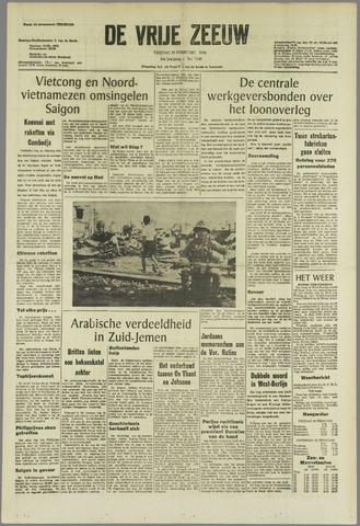 de Vrije Zeeuw 1968-02-23
