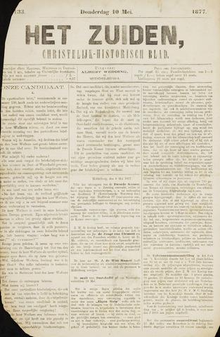 Het Zuiden, Christelijk-historisch blad 1877-05-10