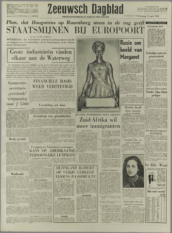 Zeeuwsch Dagblad 1960-04-13