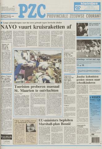 Provinciale Zeeuwse Courant 1995-09-11