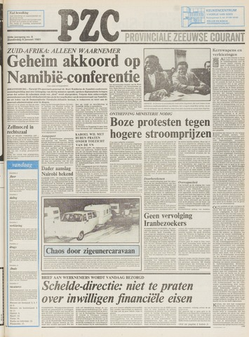 Provinciale Zeeuwse Courant 1981-01-08