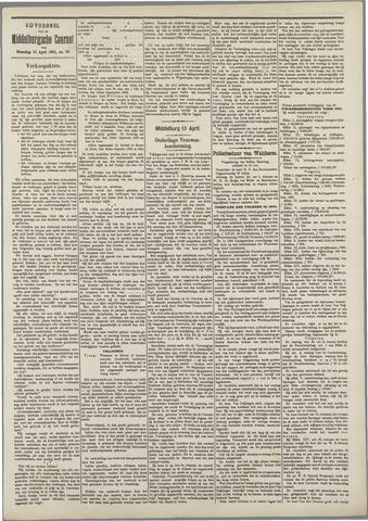 Middelburgsche Courant 1901-04-16