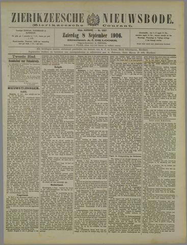 Zierikzeesche Nieuwsbode 1906-09-08
