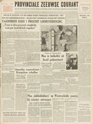 Provinciale Zeeuwse Courant 1964-11-19
