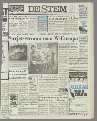 de Stem 1985-03-02
