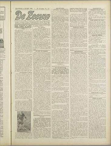 De Zeeuw. Christelijk-historisch nieuwsblad voor Zeeland 1944-03-06