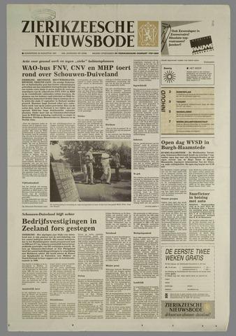 Zierikzeesche Nieuwsbode 1991-08-29