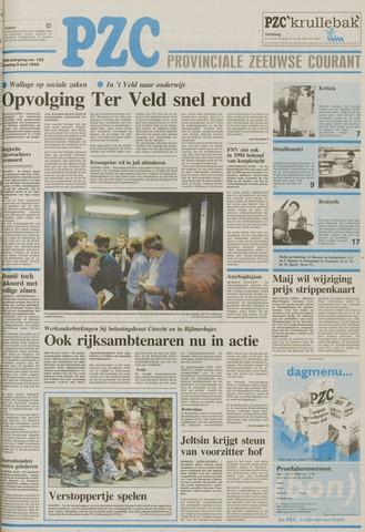Provinciale Zeeuwse Courant 1993-06-08