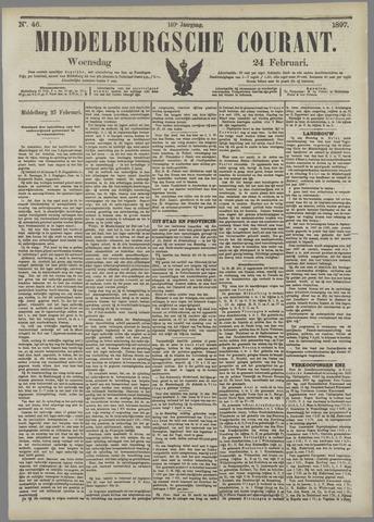Middelburgsche Courant 1897-02-24