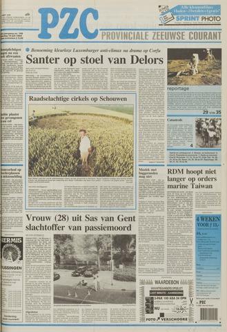 Provinciale Zeeuwse Courant 1994-07-16