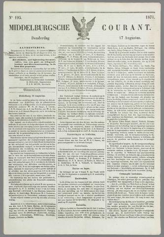 Middelburgsche Courant 1871-08-17