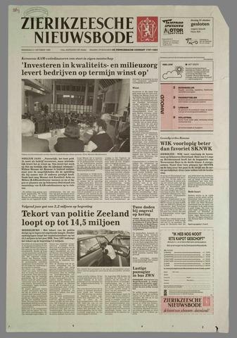 Zierikzeesche Nieuwsbode 1996-10-21