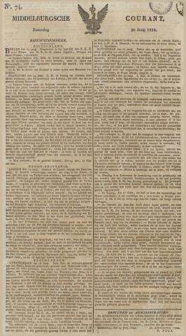 Middelburgsche Courant 1829-06-20