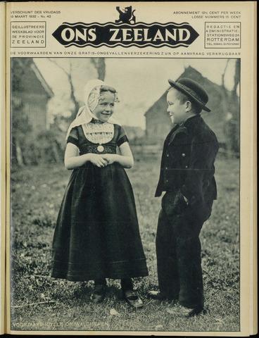 Ons Zeeland / Zeeuwsche editie 1932-03-18