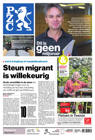 Provinciale Zeeuwse Courant 2016-05-27