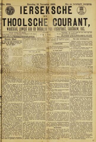 Ierseksche en Thoolsche Courant 1908-11-21