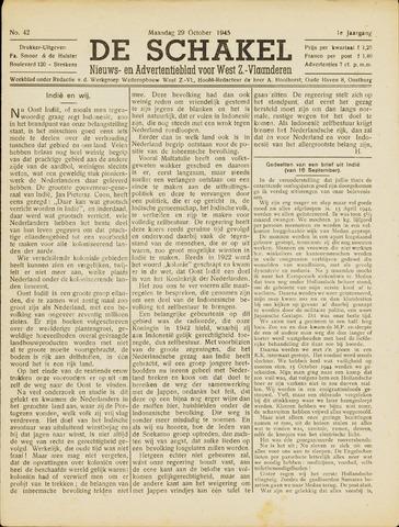 De Schakel 1945-10-29