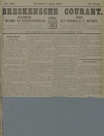 Breskensche Courant 1904-04-09