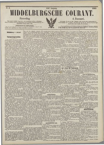 Middelburgsche Courant 1902-01-04