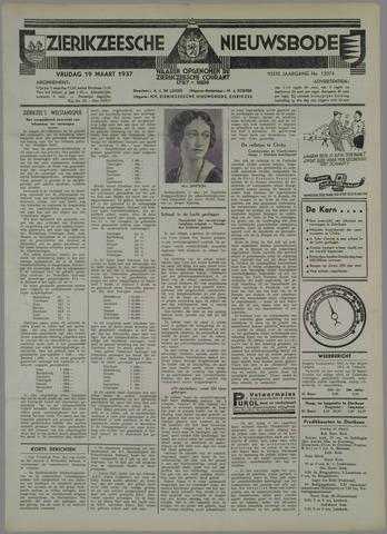 Zierikzeesche Nieuwsbode 1937-03-19