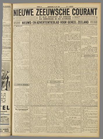 Nieuwe Zeeuwsche Courant 1931-07-16