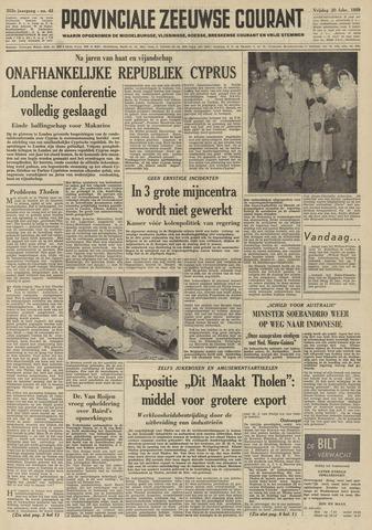 Provinciale Zeeuwse Courant 1959-02-20