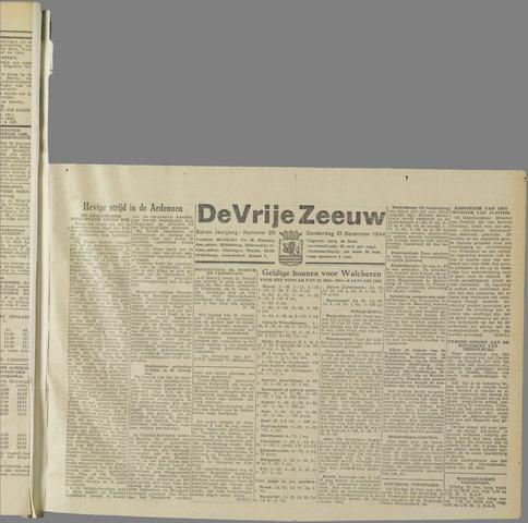 de Vrije Zeeuw 1944-12-21