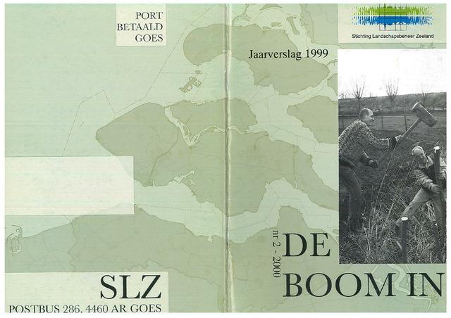 Landschapsbeheer Zeeland - de Boom in 2000-06-01