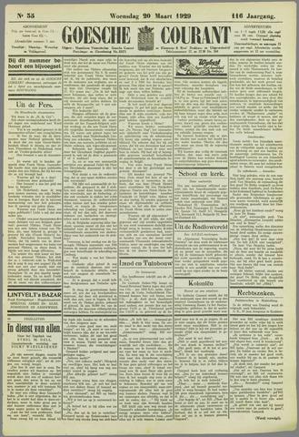 Goessche Courant 1929-03-20