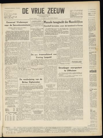 de Vrije Zeeuw 1951-06-13
