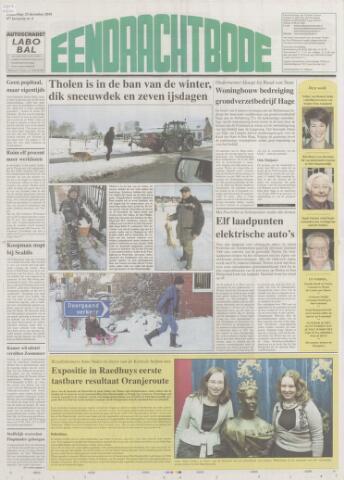 Eendrachtbode (1945-heden)/Mededeelingenblad voor het eiland Tholen (1944/45) 2010-12-23