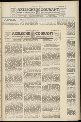 Axelsche Courant 1949-03-30