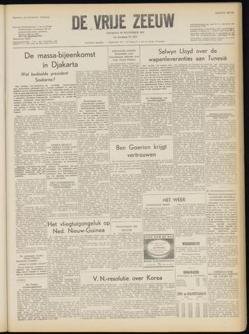 de Vrije Zeeuw 1957-11-19