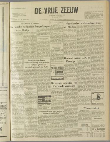 de Vrije Zeeuw 1961-10-16