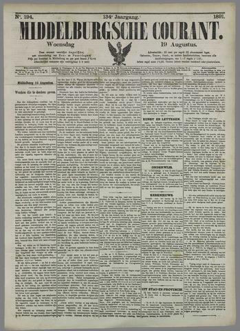 Middelburgsche Courant 1891-08-19