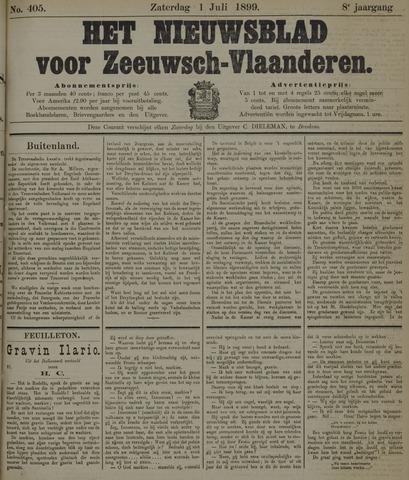 Nieuwsblad voor Zeeuwsch-Vlaanderen 1899-07-01