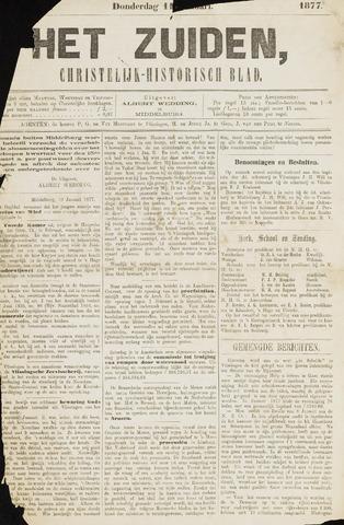 Het Zuiden, Christelijk-historisch blad 1877-01-11