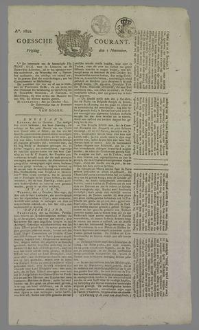 Goessche Courant 1822-11-01
