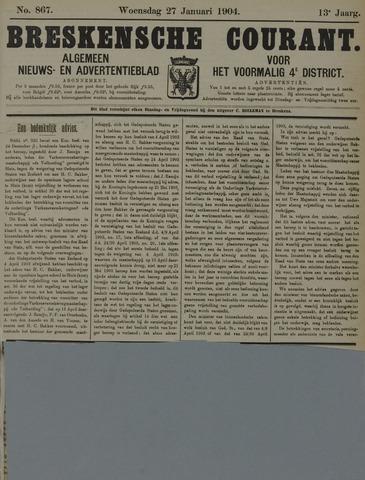 Breskensche Courant 1904-01-27