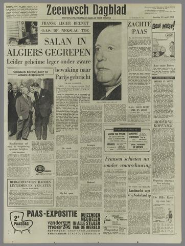 Zeeuwsch Dagblad 1962-04-21