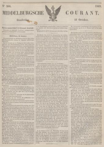 Middelburgsche Courant 1869-10-21
