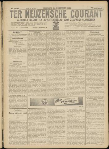 Ter Neuzensche Courant. Algemeen Nieuws- en Advertentieblad voor Zeeuwsch-Vlaanderen / Neuzensche Courant ... (idem) / (Algemeen) nieuws en advertentieblad voor Zeeuwsch-Vlaanderen 1937-12-20