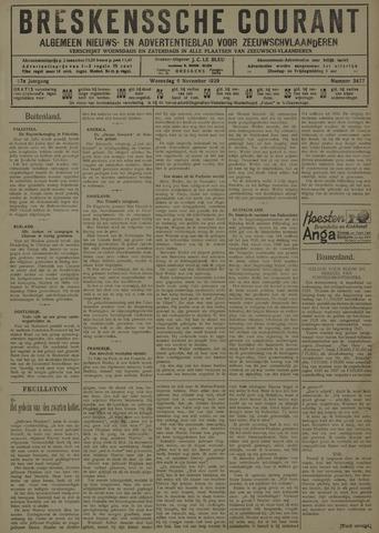 Breskensche Courant 1929-11-06