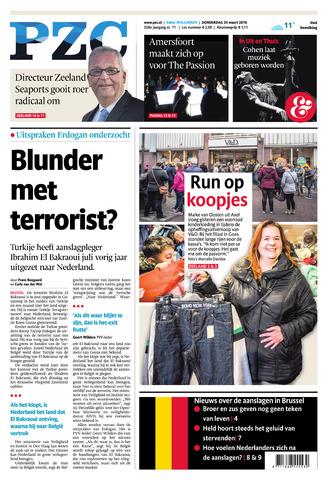 Provinciale Zeeuwse Courant 2016-03-24