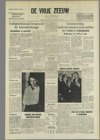 de Vrije Zeeuw 1964-12-11
